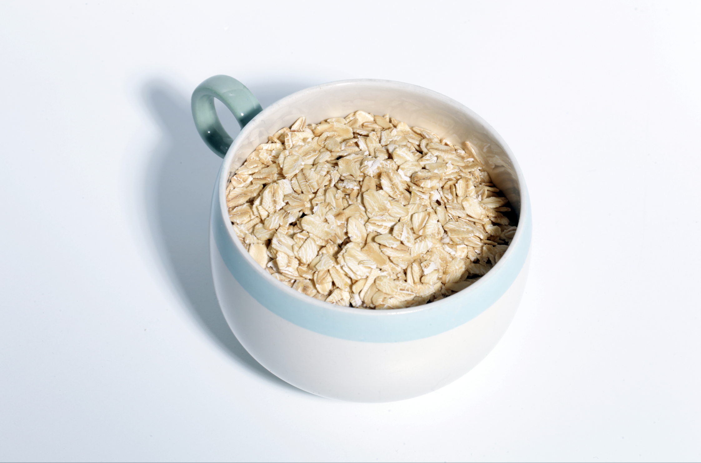 grains, rolled oats